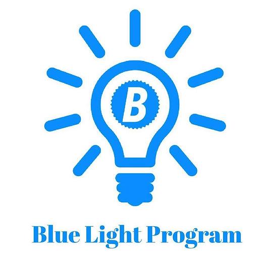 BLUE%20LIGHT%20%20PROGRAM%20LOGO%20white