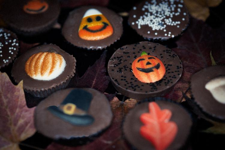 Halloween Chocolate House
