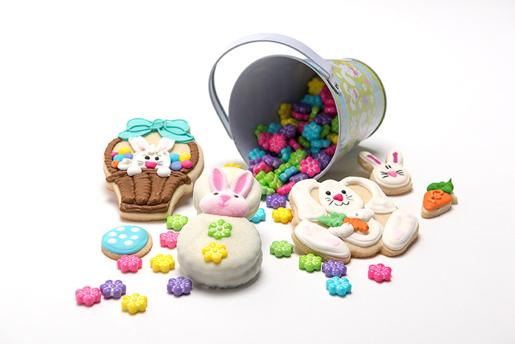 Easter Chocolate House