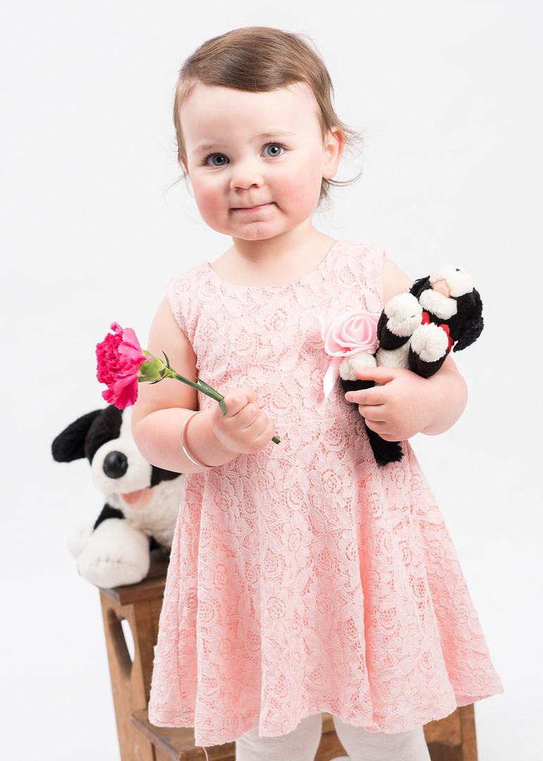 Portrait Photograph - Toddler