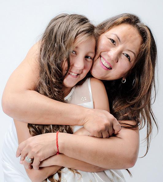 Baia and Natalina