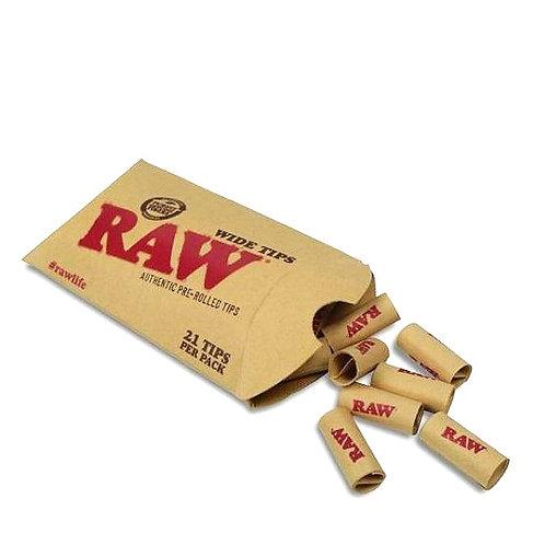 Raw Filter Vorgedreht