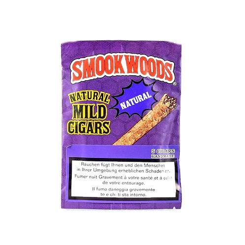 Smokewoods Cigar Natural 5x
