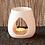 Thumbnail: Aromalampe Weiss Keramik