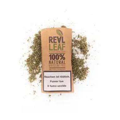 Real Leaf Tabak Ersatz , 30 gram