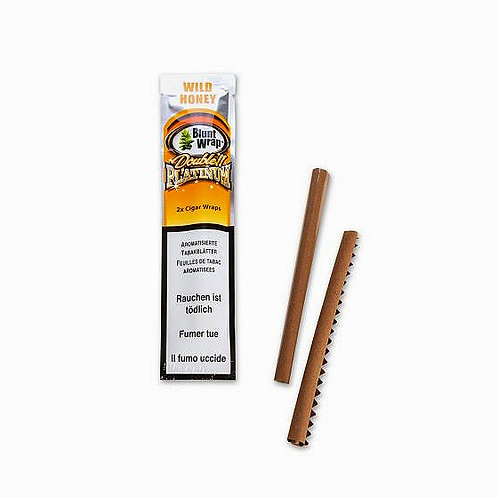 Bluntswrap Wild Honey Pack 2 x