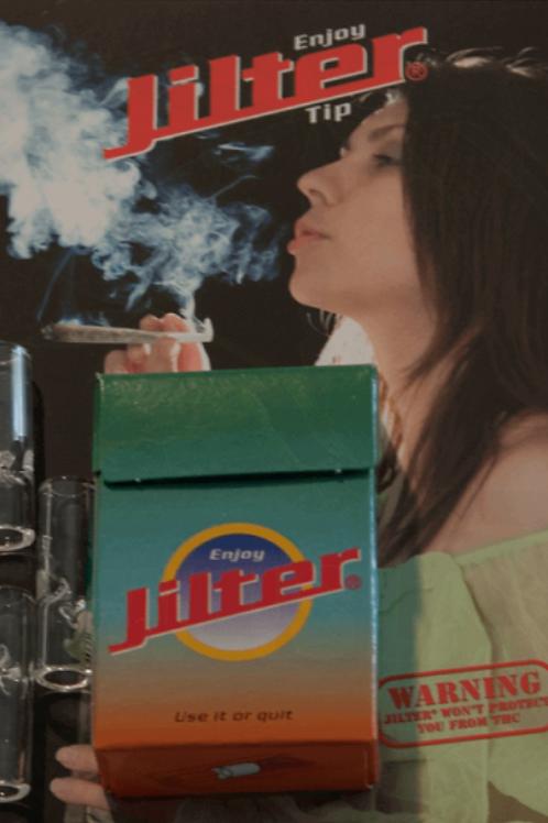 Jilter Filter mit Glas Tip