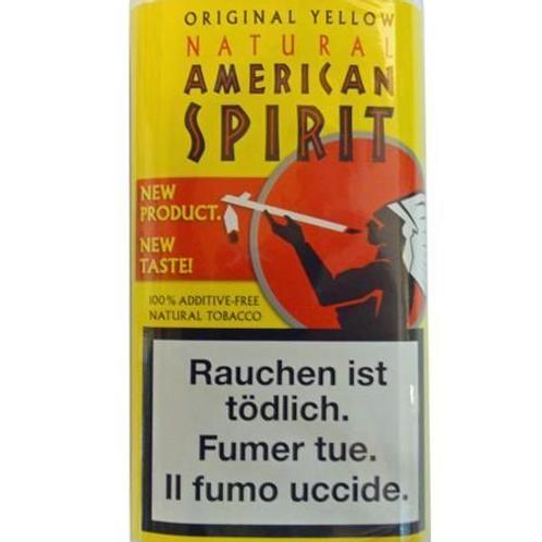 AmericanSpirit (Gelb) Tabak 25 gram