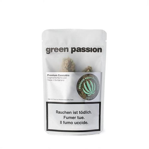 Green Passion , PASSION KUSH 2.0 gram