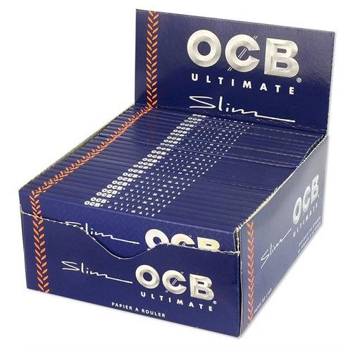 BOX OCB Slim Ultimate  Paper . 50x