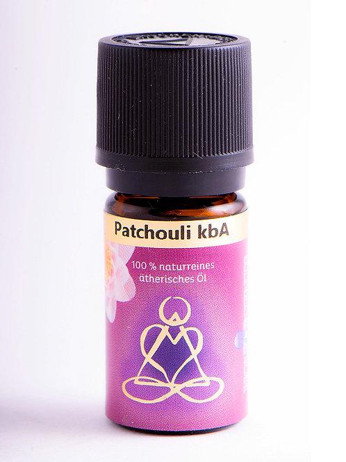 Ätherische Öl Patchouli
