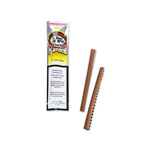 Bluntswrap Strawberry/Kiwi Pack 2 x