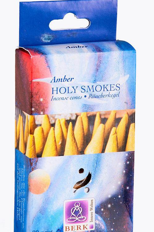 Räucherkegel Amber 20 gram