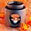 Thumbnail: Aromalampe Schwarz Keramik