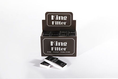 Filter KingFilter Perforiert