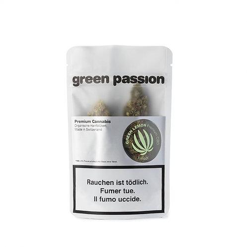 Green Passion , GREEN LEMON 5.0 gram