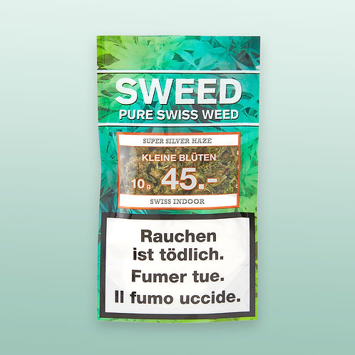 Sweed SuperSilverHaze 10 gram