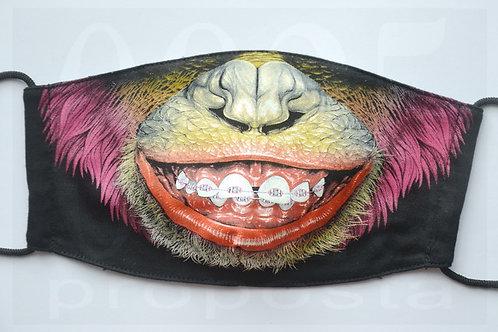 Maske Schimpanse