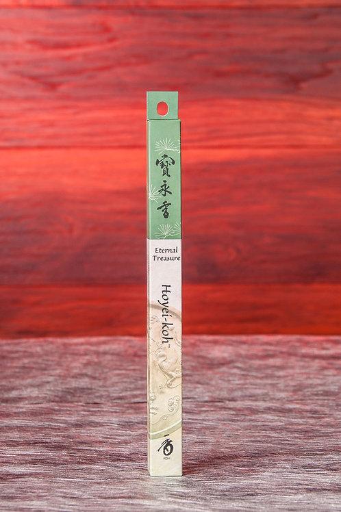 Hoyei-Koh Japan räucherstäbchen 23 gram.