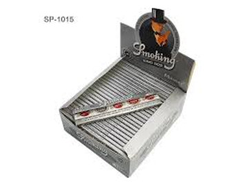BOX Smoking silver paper . 50x