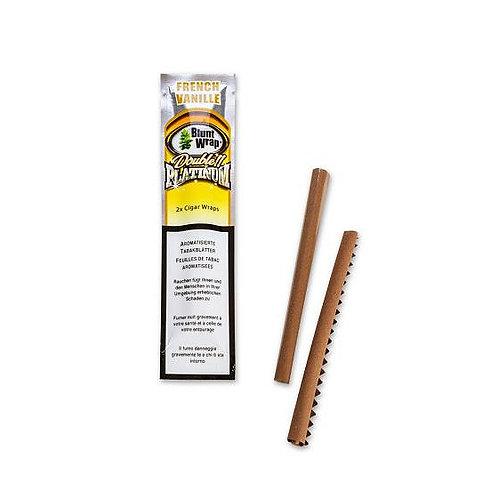 Bluntswrap  French Vanilla Pack 2 x