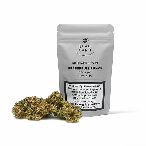 Qualicann (Grapefruit Punch)  2.0 gram