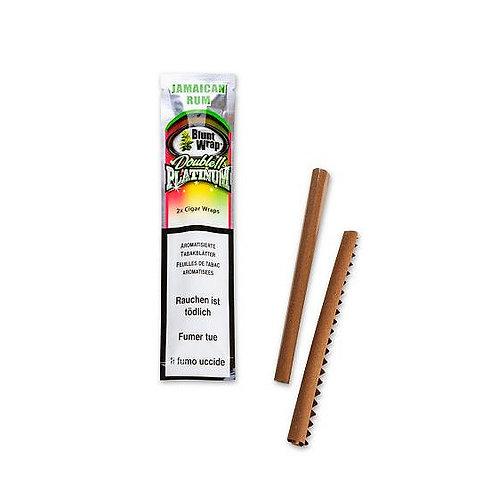 Bluntswrap JamaicanRum Pack 2 x