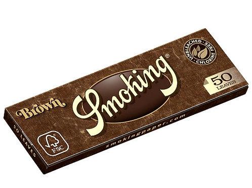 Smoking Brown paper