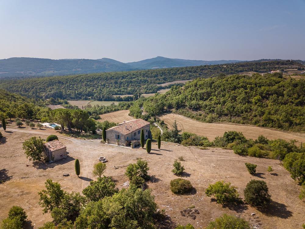 La Bastide de San Sebastien, a luxury French holiday home in the Luberon, Provence, with five double bedrooms