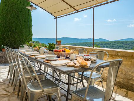 La Bastide de San Sebastien: Luxury Provencal Villa in Luberon National Park