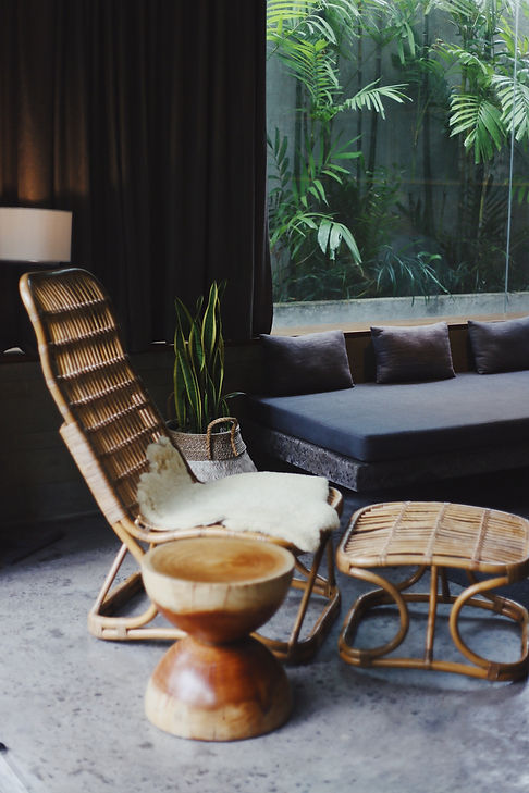 Boutique luxury design hotel