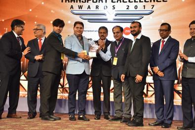 Best Fleet | Mahindra Transport Excellence Awards-2017