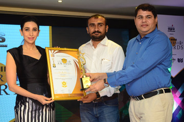 The Rising Leadership Awards - Most Trusted Logistics Company