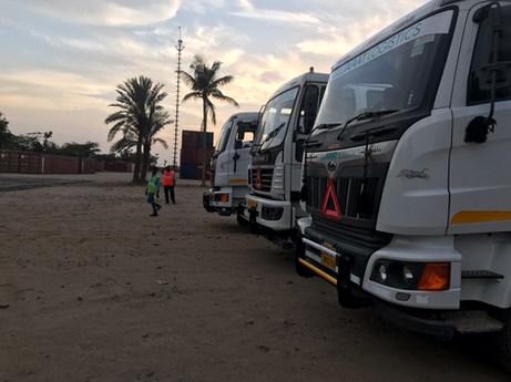 GL Vehicles  AT CFS
