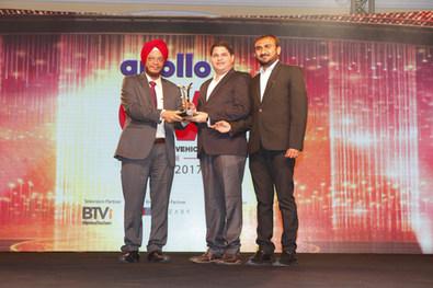 Best Fleet Operators | Apollo CV Awards-2017