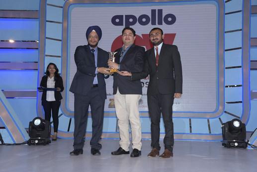 Best Fleet Operators | Apollo CV Awards-2016