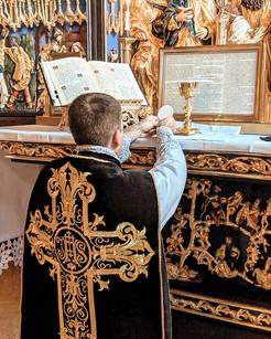 Private Mass