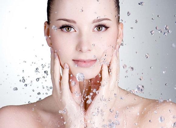 1 Rituale Armonie - pulizia del viso con analisi della pelle