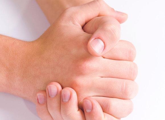 KIT mani maschile - 2 pz