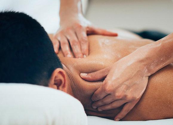 Tempo per te - massaggio schiena collo spalle
