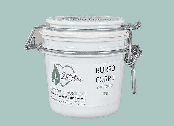 Burro crema Nutriente 200ml