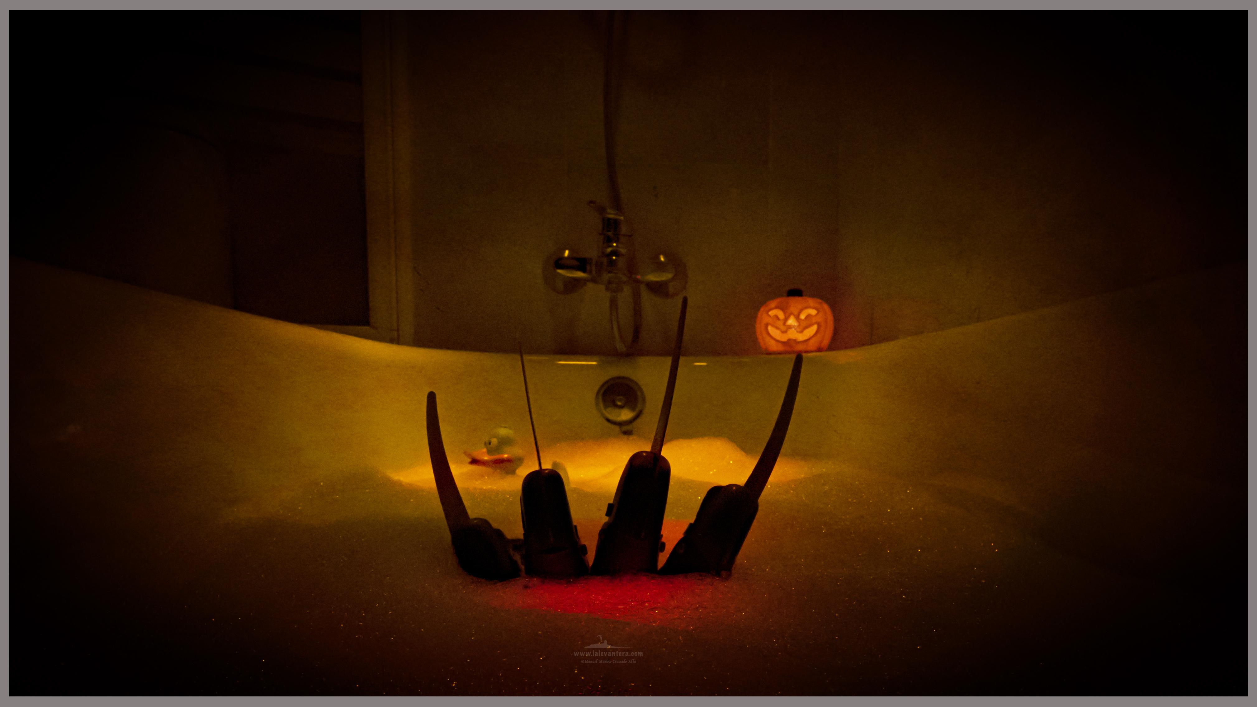 Halloween no es un juego de niños (Continuación)