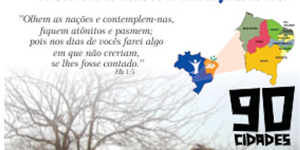 4º CONGRESSO NACIONAL DE EVANGELIZAÇÃO DO SERTÃO NORDESTINO
