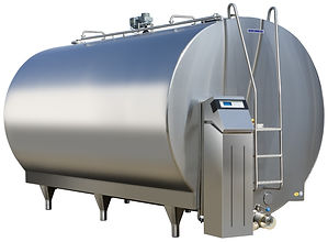 Milk Cooling Systems from Mueller