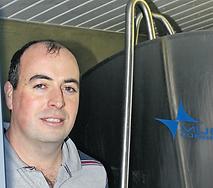 Mueller Milk Cooling System installed in Co. Cork