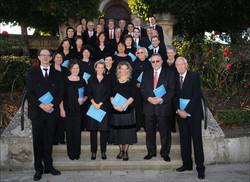 Photo officielle Eurocantica