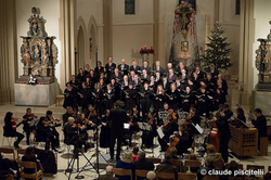 Oberkorn, 15 décembre 2013