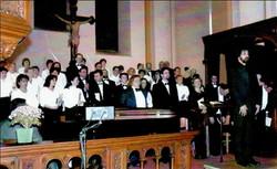 Eglise de la Trinité 2000