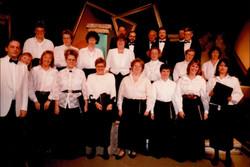 Présentation du CD à RTL 1996