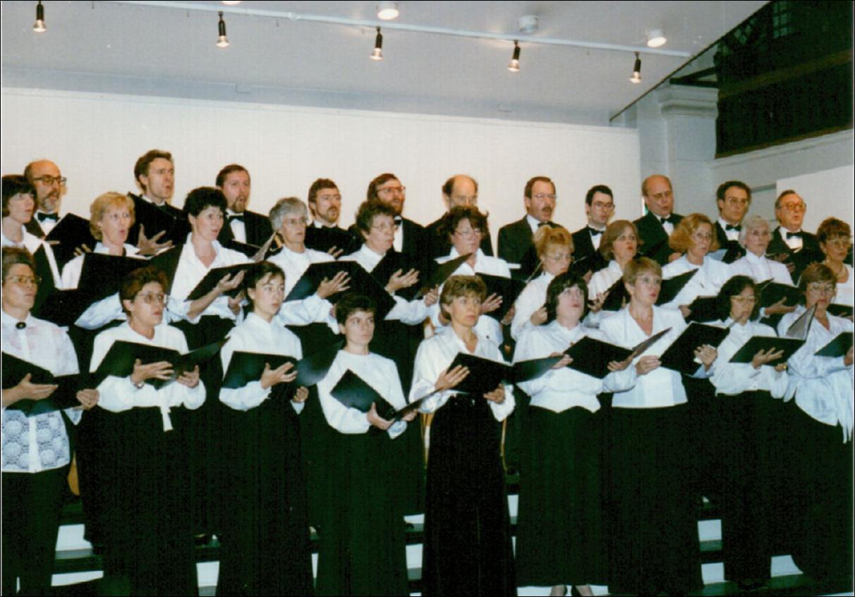 Copenhague 12 novembre 1989